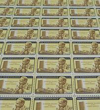 SCOTT # 1204 Dag Hammarskjold 'ERROR' (Invert). U.S. Stamps MNH-Sheet of 50