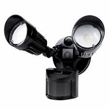 Hyperikon LED Security Light with Motion Sensor, Dusk-to-Dawn Photocell