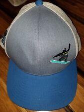 Logan Fun snowboarding snowboard Hat Cap Trucker Snapback Adjustable