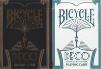 Bicycle Deco Playing Cards 2 Deck Set - Limited Edition - SEALED