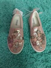 Girls Pink Shoes Size 13