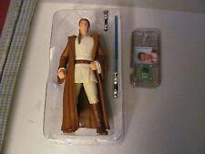 Star Wars EP1 Obi Wan Kenobi Naboo LOOSE COMPLETE MINT