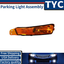 TYC 1X Front Right Parking Light Lamp Assembly New For 2006-2009 Ford Mustang