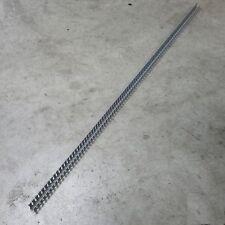 """Panduit E1X1.5LG6, Wire Duct Slots, 1""""x 1.5"""" Light Gray - NEW"""