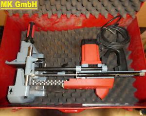 Mafell SKS 130 Schlosskastenstemmer, SKS130 Kettenstemmer, 18mm Kette, im Koffer