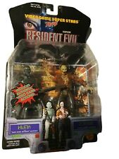 Resident Evil 2 Hunk & Zombie Very Rare Toybiz Collectable Action Figure 1998