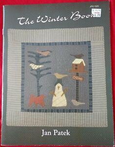 The Winter Book by Jan Patek