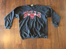 Rare Vintage Chicago Bulls Starter Crewneck Sweatshirt Size Medium Jordan Pippen