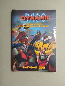 Dynamic D100 Il gdr ufficiale dei super robot di Go Nagai !