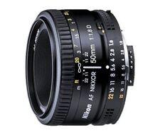 Nikon NIKKOR Fixed/Prime Camera Lenses