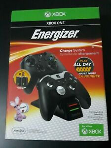 Energizer charge system for controllers xbox one