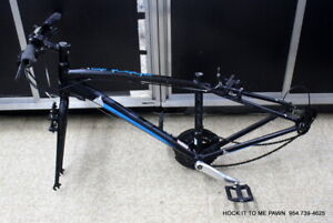 Fuji Absolute 2.3 Hybrid - 21 Speed  Frame w/Components