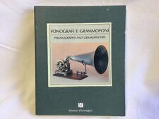 Fonografi e grammofoni. Marco Contini Be-Ma 1991