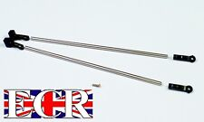 NEW DOUBLE HORSE 9100 PARTS SPARES TAIL BOOM SUPPORTS WITH FITTINGS AS SHOWN