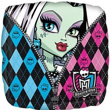 Mayflower 209689 Monster High Characters Foil Balloon 026635225472