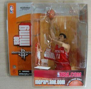2003 Mcfarlane NBA 5 Variant YAO MING Chase Houston Rockets figure Rookie China