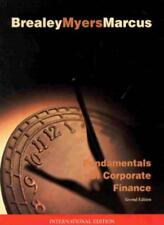Fundamentals of Corporate Finance (International student edition), Brealey, Rich