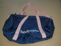 Body Boss Gym/Sports Bag - EUC