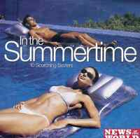 IN THE SUMMERTIME - PROMO CD: NINA SIMONE, MUNGO JERRY, BEACH BOYS, BEN E KING