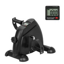 New Pedal Exerciser LCD Display Indoor Stationary Exercise Bike Fitness Trainer