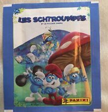 Stickers / Vignettes Panini ~ Les Schtroumpfs et le village perdu - 1 Pochette