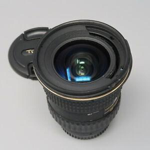 Tokina AF 12-24mm f4 AT-X Pro SD IF DX Lens 12-24/4 Nikon - Damage to Lens