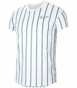 Nike Dri-Fit Court Slam Crew Tennis Shirt Men's Size XL NWT