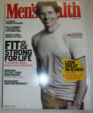 Men's Health Magazine James Marsden June 2007 032415R