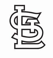 St. Louis Cardinals MLB Baseball Vinyl Die Cut Car Decal Sticker - FREE SHIPPING