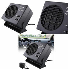 2in1 Car Van Fan Heater Warmer Defroster Demister Temperature Control Device 12V