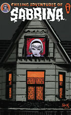 CHILLING ADVENTURES OF SABRINA #1 VF/NM 1ST PRINT AFTERLIFE WITH ARCHIE