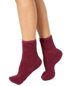 NWT Charter Club Womens Women's Lace-Trim Supersoft Socks. CC17LT21