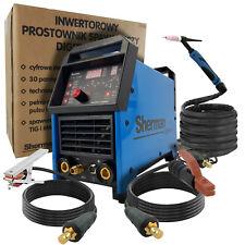 Sherman DIGITIG 200DC inverter welder 200amp TIG DC MMA IGBT 40%