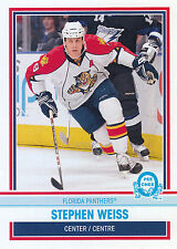 09/10 O-PEE-CHEE OPC RETRO #215 STEPHEN WEISS PANTHERS *3542