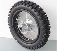 "80/100-12 Wheel 1.85-12 rim 3.00-12 Tire/Tyre for Thumpstar Atomik Pitpro 12"""