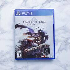 Darksiders Genesis Collectors Edition PS4 - EMPTY GAME CASE - Sold Out