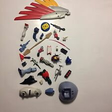 Gundam MSIA lot #1 of spare parts used condition sold as is for parts only