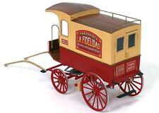 OcCre Las Ramblas Wooden Delivery Wagon Model Kit 1:10 Scale #51001 NEW