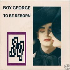 "45 TOURS--BOY GEORGE ""CULTURE CLUB""--TO BE REBORN--1987"