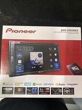 Pioneer Avh-2500Nex 7 Inch Multimedia In-Dash Dvd Receiver