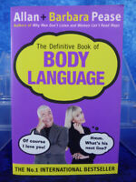 The Definitive Book of Body Language by Allan & Barbara Pease (No.1 Bestseller)