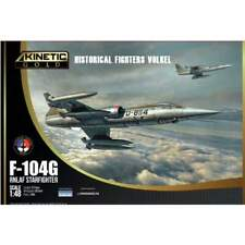 Kinetic K48090 1/48 F-104G Starfighter RNLAF