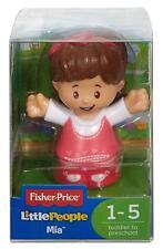 Fisher-Price Little People Mia Figur Vorschule Spielzeug