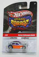 Hot Wheels LARRY'S GARAGE CUSTOM VOLKSWAGEN BEETLE REAL RIDERS 1:64