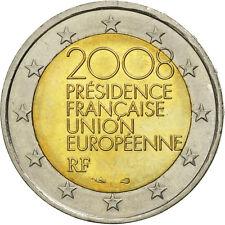 [#460915] France, 2 Euro, Présidence Française Union Européenne, 2008, SPL