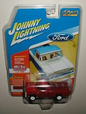 JOHNNY LIGHTNING '59 FORD F-250,MONTE CARLO RED MIJO EXCLUSIVE,1 0F 1800,VER.A