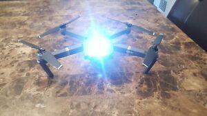 "FIREHOUSE TECHNOLOGY DRONE ""DUAL"" WHITE STROBE LIGHT DJI AIR MINI 1/2  AUTEL"