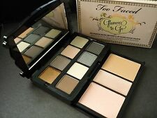 NIB Too Faced Glamour To Go Palette Eye Shadow Blush Bronzer Lip Gloss