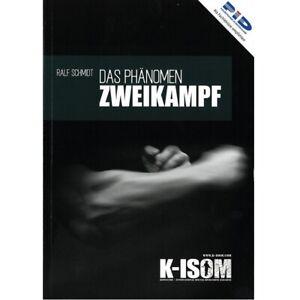 Buch Das Phänomen Zweikampf – Ralf Schmid Fachbuch