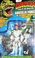GODZILLA 1995 trendmasters MARGARET O'BRIEN 1994 gojira force trend masters moc